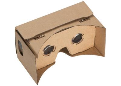 Tekturowe okulary VR z logo firmy ECO93309